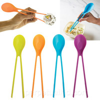 SOUPSTIX CHOPSTICKS & SOUP SPOON SET