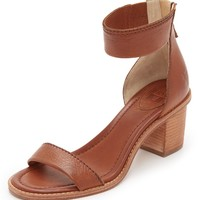 Brielle Back Zip City Sandals