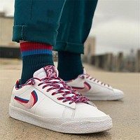 Parra x Nike Dunk Sb Low men's and women's casual low-top casual sneakers shoes