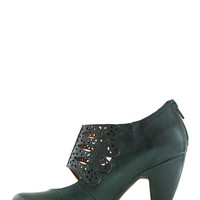 Breathe Prestige Heel in Evergreen