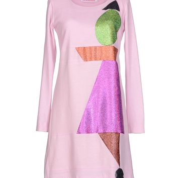 Walter Van Beirendonck Short Dress