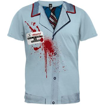 Army of Darkness - Hello My Name Is Subway Costume T-Shirt
