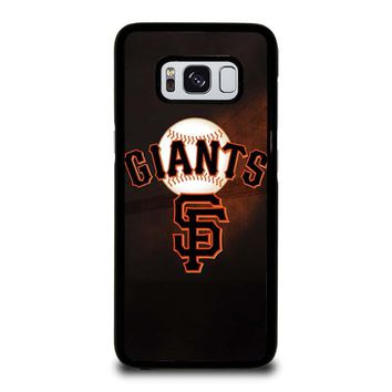 SAN FRANCISCO GIANTS 4 Samsung Galaxy S8 Case Cover