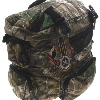 Allen Pathfinder Waist Pack 19180B Backpack Realtree Camo Xtra Green 990 cu inch