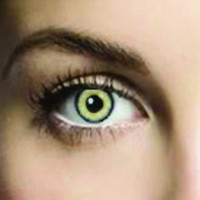 Mesmereyez Soft Green Coloured Contacts (Comfort)