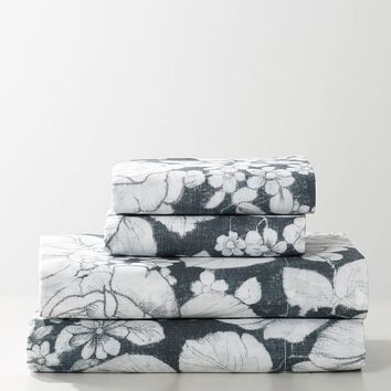 Winter Rose Sheet Set