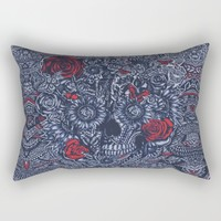 Sensory Overload Americana Rectangular Pillow by Kristy Patterson Design | Society6