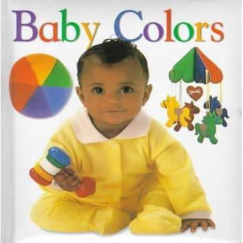 Baby Colors (Padded Board Books)