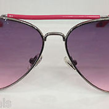 NEW AUTHENTIC TOMMY HILFIGER BETHENNY COL WM OL57 SILVER METAL SUNGLASSES FRAME