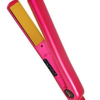 Chi Home CA1010 Flat Iron, Tourmaline Ceramic - Hair Dryers & Irons - Beauty - Macy's