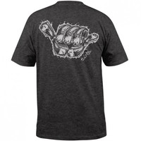 Shaka Fish Tee - Tops - Mens
