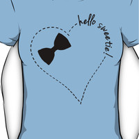 hello sweetie! Women's T-Shirt