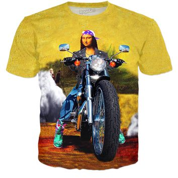 ROTS Mona Lisa Motorcycle
