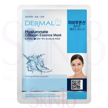 Dermal Hyaluronic Acid Collagen Essence Mask