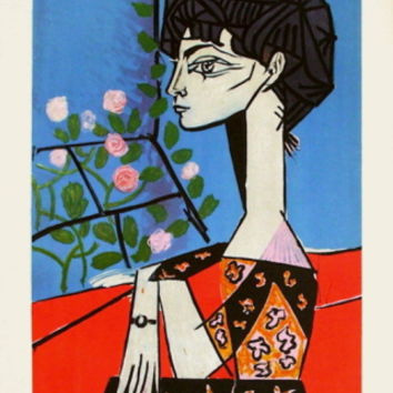 Expo 56 - Musée Galliéra Collectable Print by Pablo Picasso at Art.com