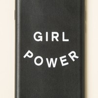 GIRL POWER IPHONE 6 CASE