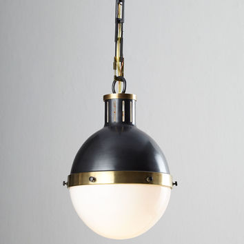 Extra-Large Hicks Two-Light Pendant - Visual Comfort