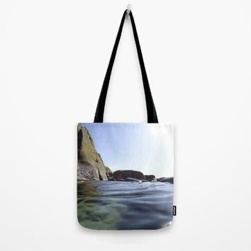 Tidepools Tote Bag by Emma