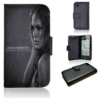 Carrie Underwood Something in the Water | wallet case | iPhone 4/4s 5 5s 5c 6 6+ case | samsung galaxy s3 s4 s5 s6 case |