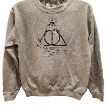 Always Deathly Hallows - Sweater