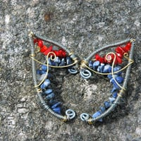 Butterfly Faerie Elf Ear Cuffs