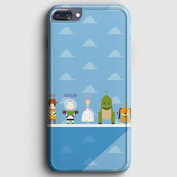 Disney Toy Story iPhone 7 Plus Case | casescraft