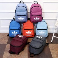"""Adidas"" Trending Fashion Sport Laptop Bag Shoulder School Bag Backpack H-A30-XBSJ"