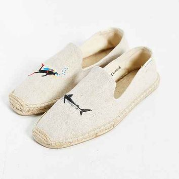 Soludos Scuba Shark Slip-On