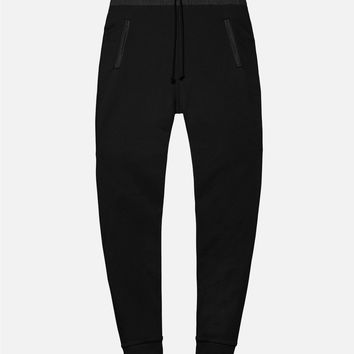 Athletic Sweatpants / Black