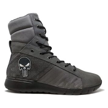 Grey Tactical Trainer 2.0 Bodybuilding Shoes