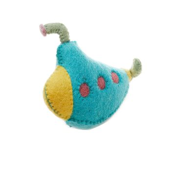 Felt Submarine Toy