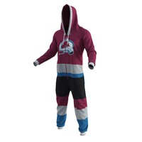 Colorado Avalanche Adult Onesuit