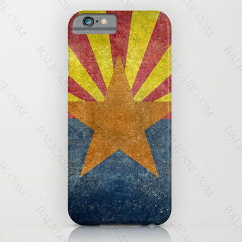 The State flag of Arizona case cover