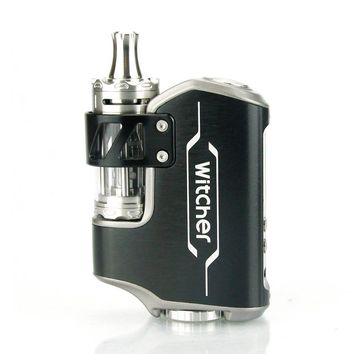 Electronic Cigarette Original Rofvape 75W Witcher Box Mechaniacl Mod with 5.5ml Atomizer Vape Tank all-in-one TC Kit