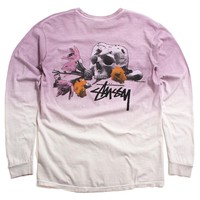Offering Dip Dyed Longsleeve T-Shirt Purple