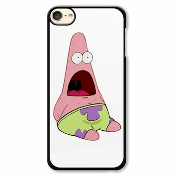 Patrick Star Shocked iPod Touch 6 Case