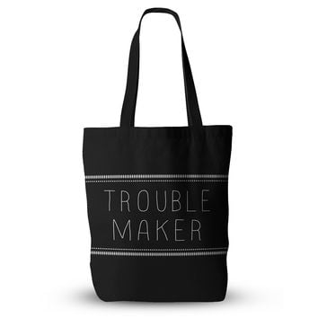 "Skye Zambrana ""Trouble Maker"" Everything Tote Bag"