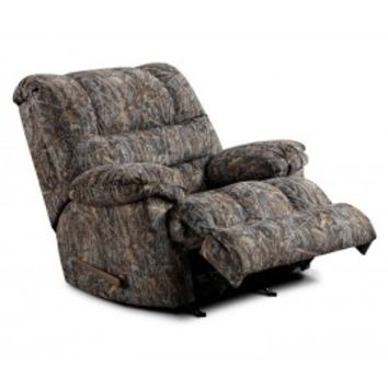 Camouflage Polyester Rocker/Recliner by Discover Home Products for $219.99 : Rural King