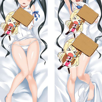 New Hestia - DanMachi Anime Dakimakura Japanese Hugging Body Pillow Cover MGF-56029a