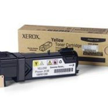YELLOW TONER CARTRIDGE, PHASER 6130, 106R01280