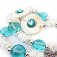 Seashell Curtain Tiebacks, Ocean Inspired Home Decor, Beach Decor Tiebacks