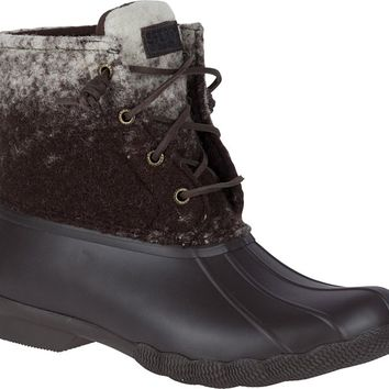 Saltwater Ombre Wool Duck Boot