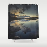 Speechless Shower Curtain by HappyMelvin | Society6