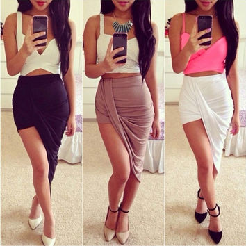 Bodycon Beach Skirt [6259289668]