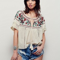 Free People Song Bird Top at Free People Clothing Boutique