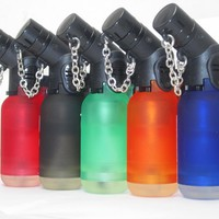 Pack of 5 Single Jet Flame Torch Lighter Windproof Refillable - Fast US Shipping