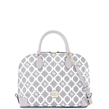 Sanibel Zip Zip Satchel