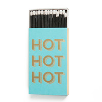 Hot Hot Hot Matches