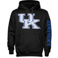 Kentucky Wildcats Back To Basics Pullover Hoodie - Black