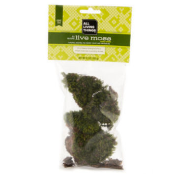 All Living Things® Live Moss Hermit Crab Bedding | Substrate & Bedding | PetSmart